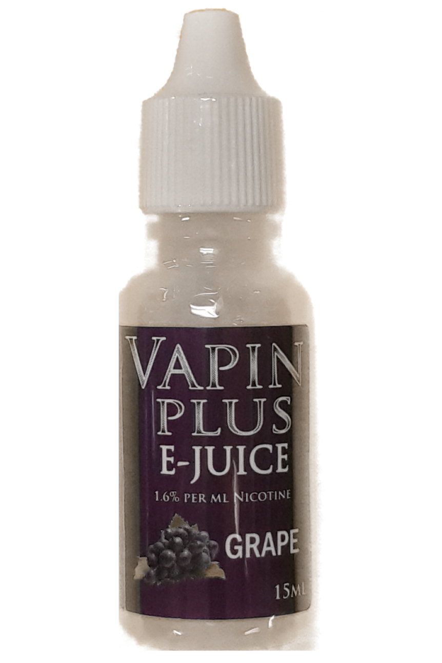 Vapin Plus Grape E-Juice 15ML