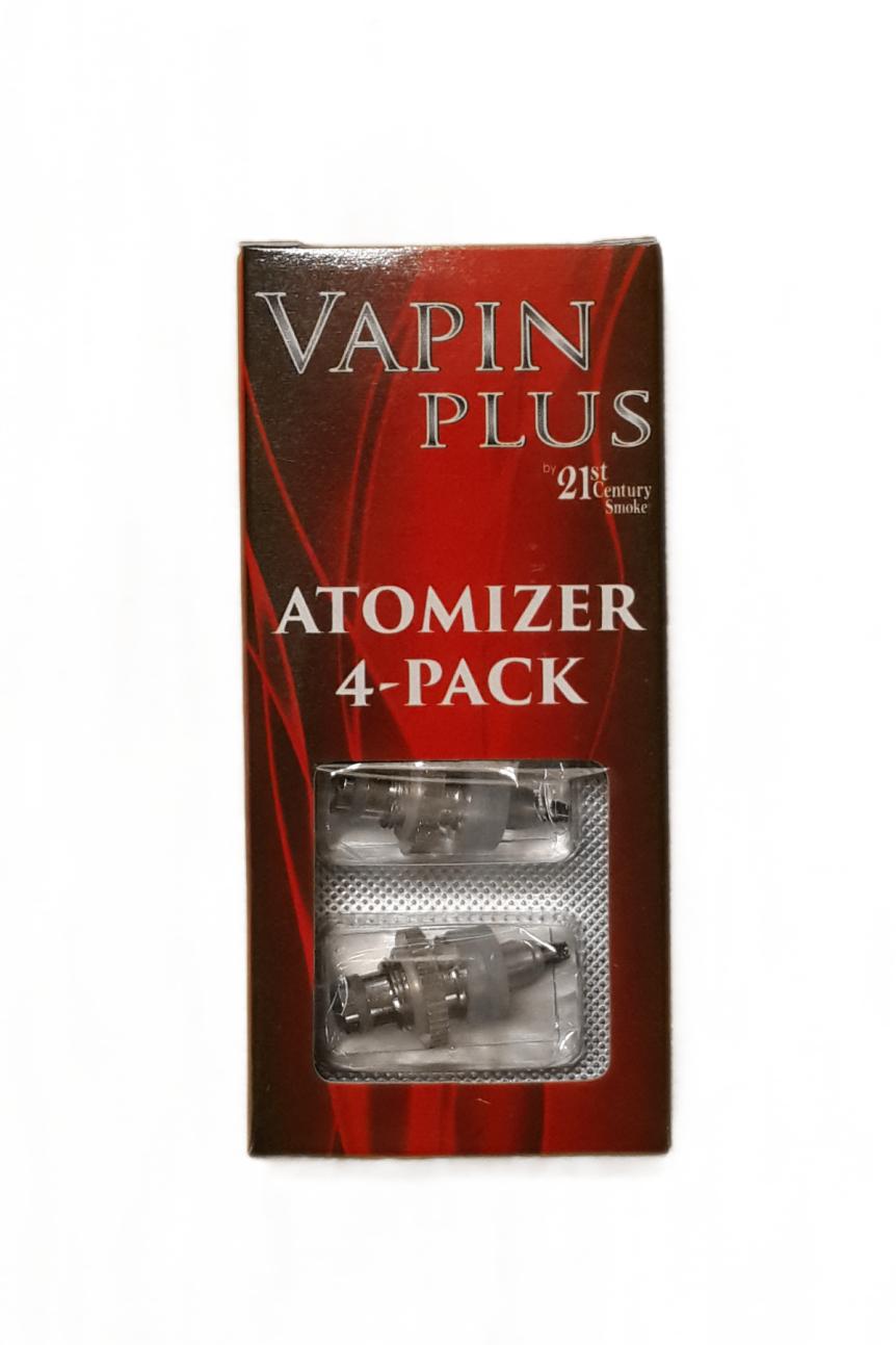 Vapin Plus Atomizer 4-Pack