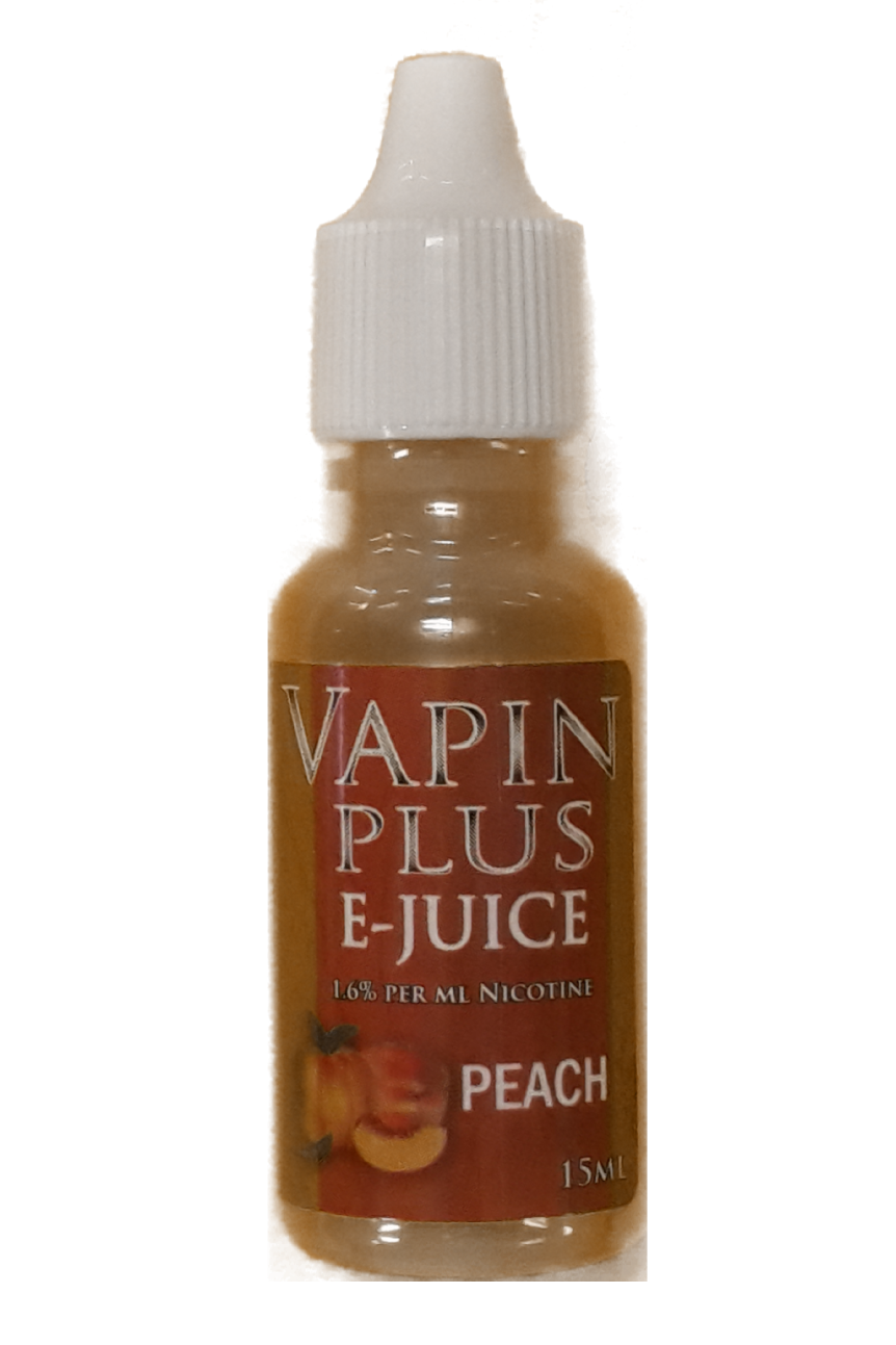 Vapin Plus Peach E-Juice 15ML