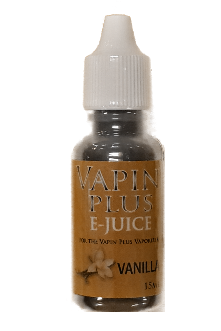 Vapin Plus Vanilla E-Juice 15ML