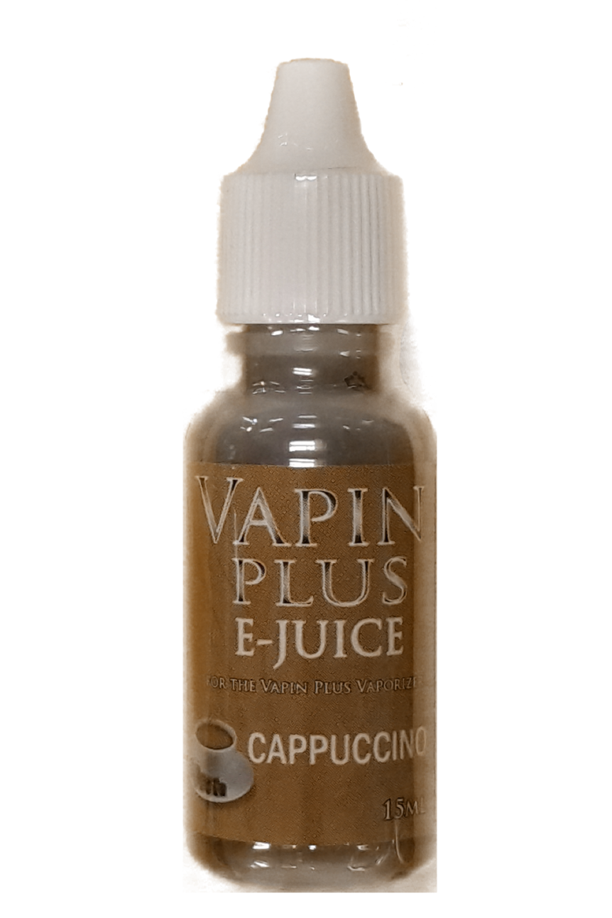 Vapin Plus Cappuccino E-Juice 15ML