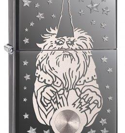 Fantasy High Polished Zippo Lighter