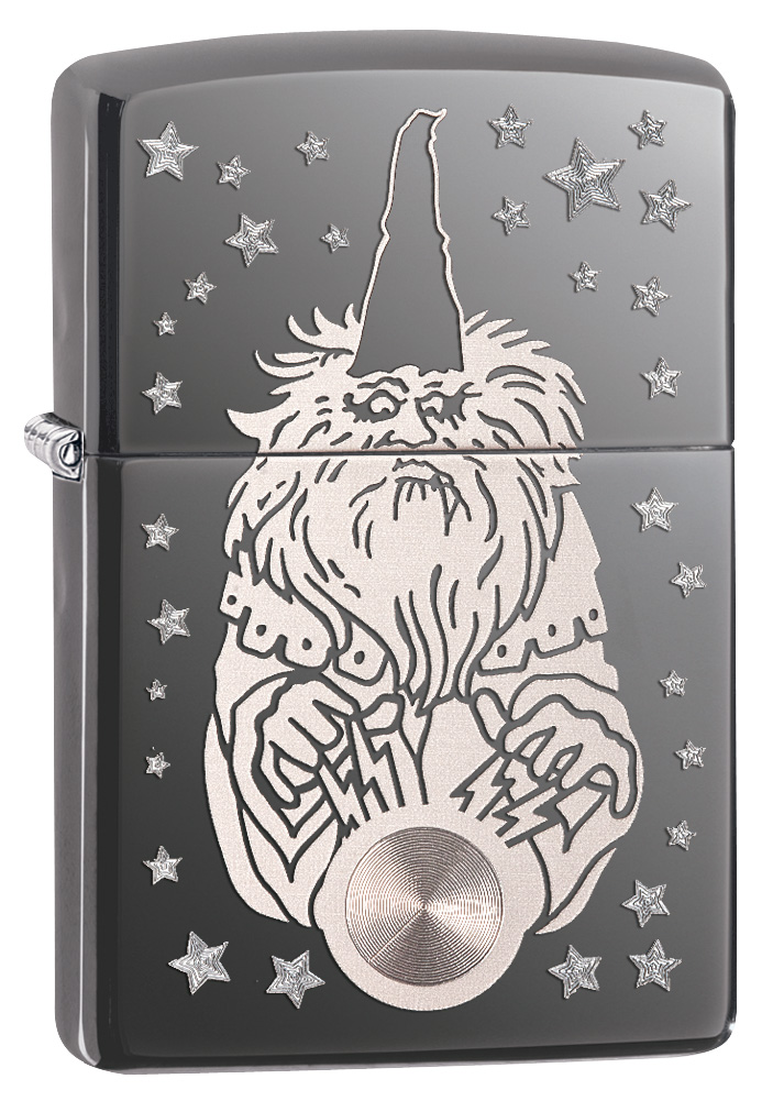 Fantasy High Polished Zippo Lighter