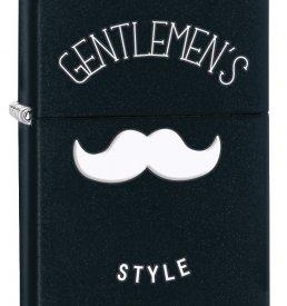 Gentlemans Style Windproof Zippo Lighter