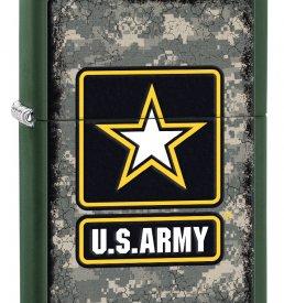 Zippo U.S. Army Lighter Classic Green Matte