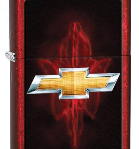 Chevy Windproof Zippo Lighter