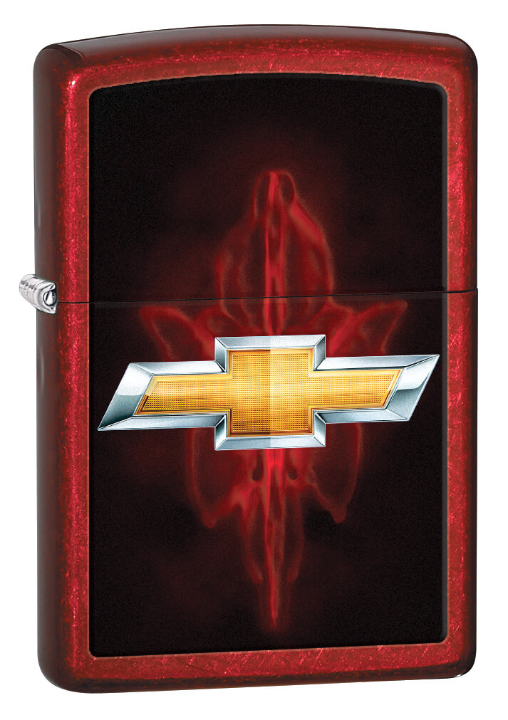 Chevy Windproof Zippo Lighter