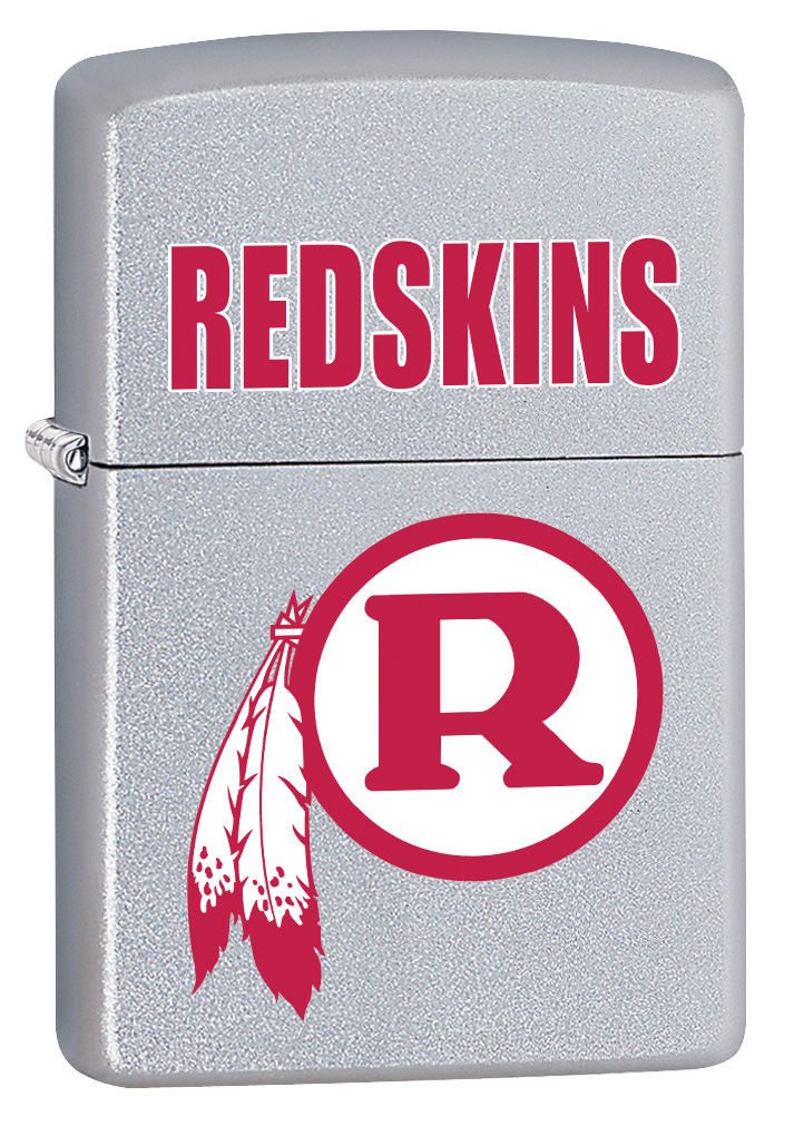 NFL Retro Redskins Chrome Zippo Lighter
