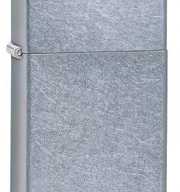 Slim Street Chrome Zippo Lighter